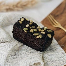 motion fitness food paleo brownie