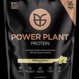 Motion Fitness Food Prana Power Plant French Vanilla