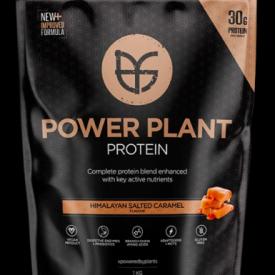 Motion Fitness Food Prana Power Plant Himalayan Salted Caramel