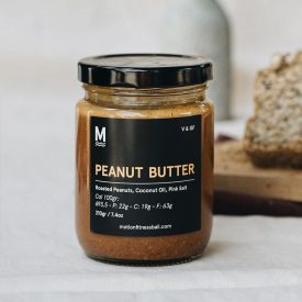 Peanut Butter Motion Fitness Food